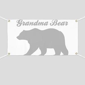 Grandma Bear Banner