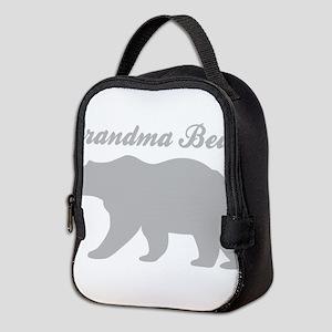 Grandma Bear Neoprene Lunch Bag