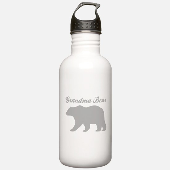 Grandma Bear Water Bottle
