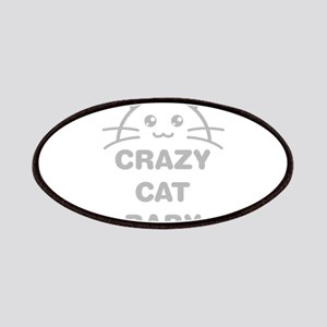 Crazy Cat Baby Patch