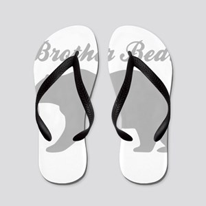 Brother Bear Flip Flops