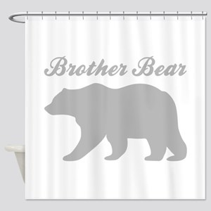Brother Bear Shower Curtain