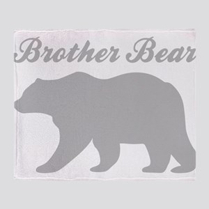 Brother Bear Throw Blanket