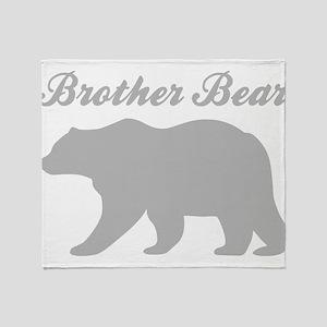 Brother Bear Throw Blanket
