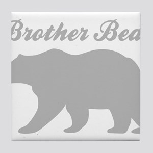 Brother Bear Tile Coaster