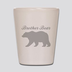 Brother Bear Shot Glass