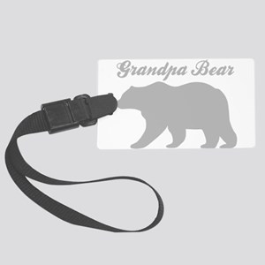Grandpa Bear Luggage Tag