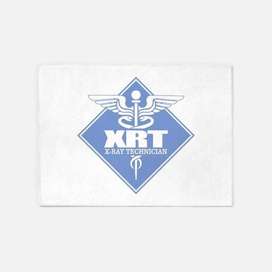 XRT (b)(diamond) 5'x7'Area Rug