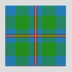 Snodgrass Scottish Tartan Tile Coaster