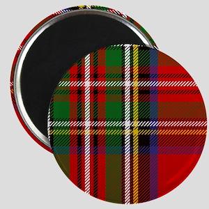 Stewart Scottish Tartan Magnets
