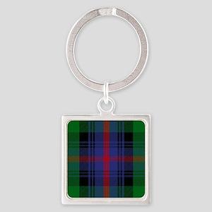 Sutherland Scottish Tartan Keychains