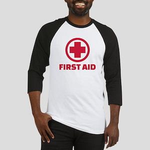 First aid Baseball Jersey