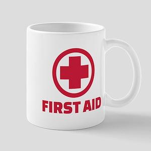 First aid Mug