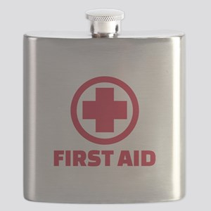 First aid Flask