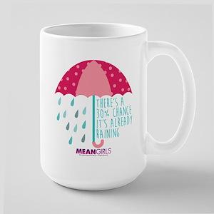 Mean Girls - Already Raining Large Mug