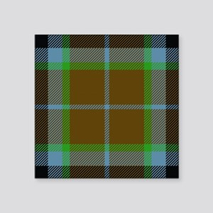 Thomson Scottish Tartan Sticker