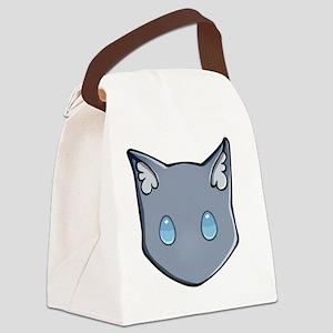 Chibi Bluestar Canvas Lunch Bag