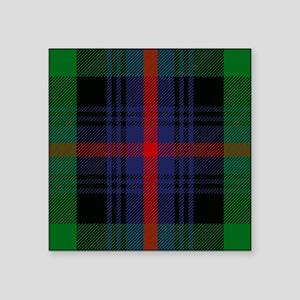 Urquhart Scottish Tartan Sticker