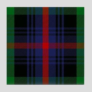 Urquhart Scottish Tartan Tile Coaster