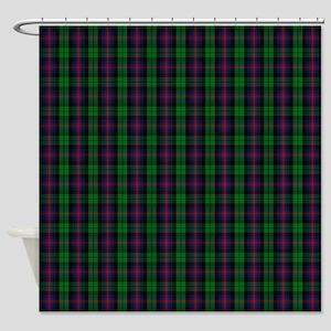 Urquhart Scottish Tartan Shower Curtain