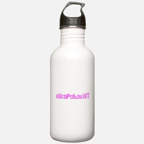 Escapologist Pink Flow Water Bottle