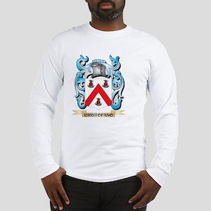 Cristofano Coat of Arms - Fami Long Sleeve T-Shirt