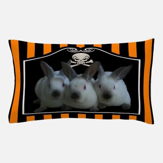 Mini Rex Halloween Pillow Case
