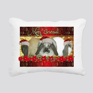 From our barn to yours Rectangular Canvas Pillow