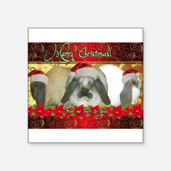 From our barn to yours Sticker