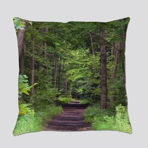 Nature Tail Everyday Pillow