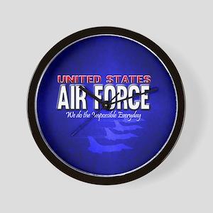 Air Force Wall Clock