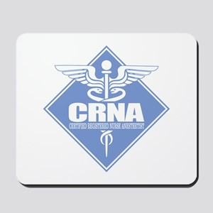 CRNA (b)(diamond) Mousepad