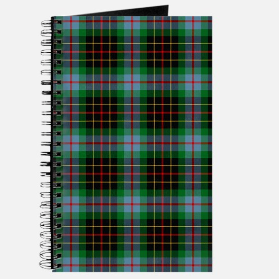 Brodie Hunting Scottish Tartan Journal