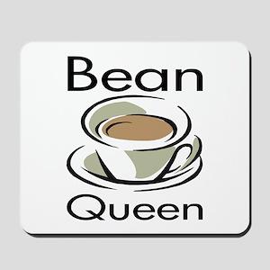 Bean Queen Mousepad