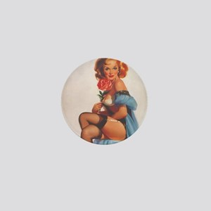 Pin Up: Lingerie ! Mini Button