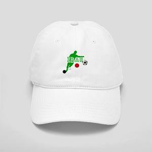 Iraq Football Player Cap