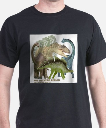 Cute Allosaurus T-Shirt