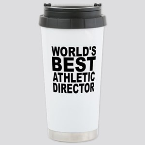 Worlds Best Athletic Director Travel Mug