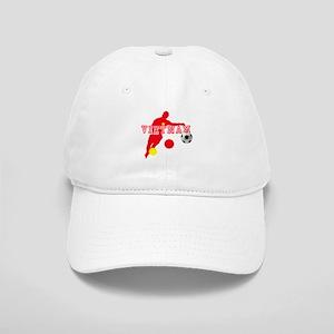 Vietnam Football Player Cap