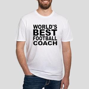 Worlds Best Football Coach T-Shirt