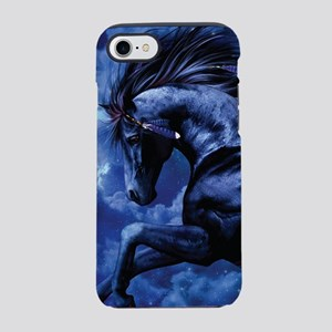 Fantasy Black Horse iPhone 8/7 Tough Case