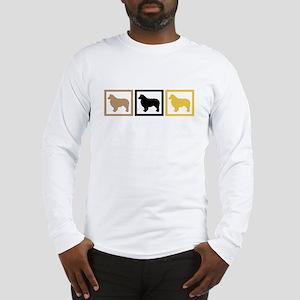 Australian Shepherd Dog Long Sleeve T-Shirt