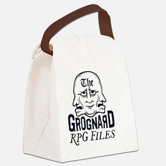 Grognard Canvas Lunch Bag