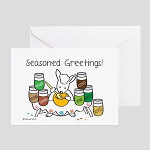 Seasoned Greetings - Rabbit Card Greeting Cards