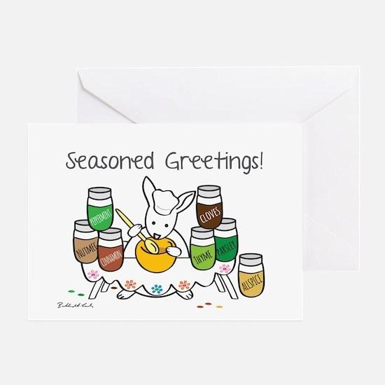 Seasoned Greetings - Rabbit Card Greeting Cards