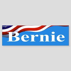 Bernie (flag) Bumper Sticker