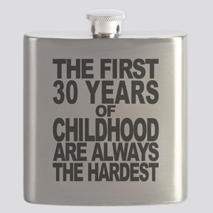 The First 30 Years Of Childhood Are Always The Har