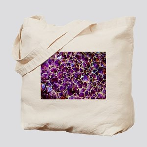 Earth Crystals Tote Bag