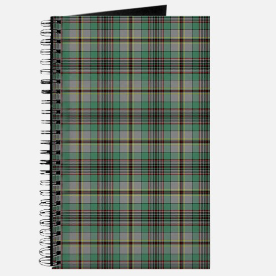 Craig Scottish Clan Tartan Journal