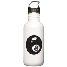 8 Ball Stainless Water Bottle 1.0L